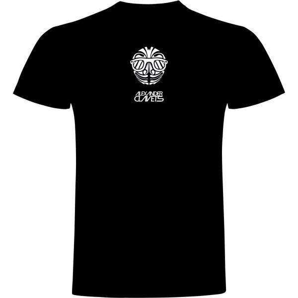 Camiseta Clavets negra