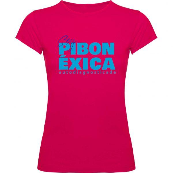 Camiseta pibonexica fucsia
