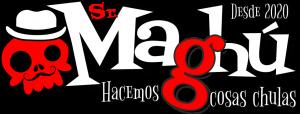 Logo Maghú blanco