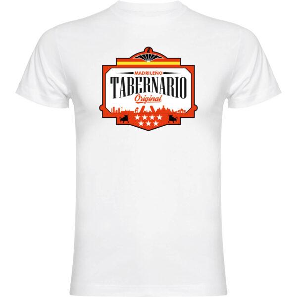 Camiseta tabernario blanca