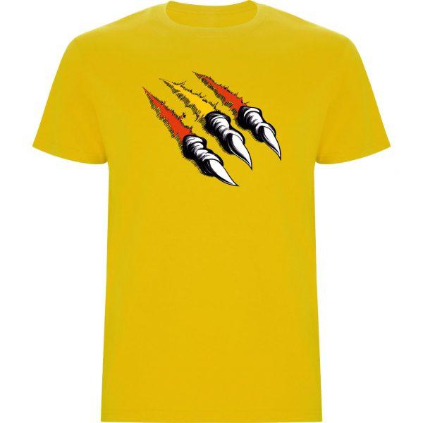Camiseta Garra Española amarilla